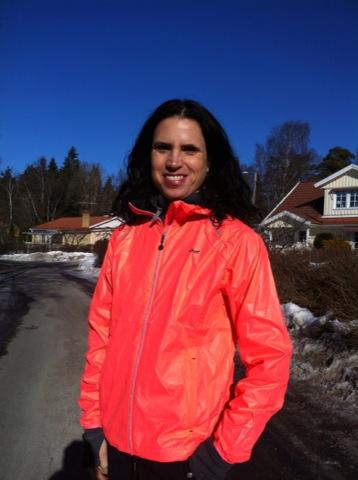 Alba Running Jacket från Röhnisch