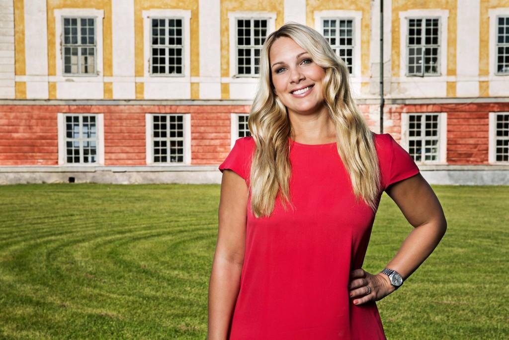 BLs nya programledare Anna Brolin