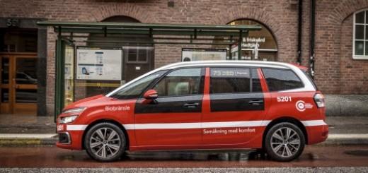Samåkning med Citroën