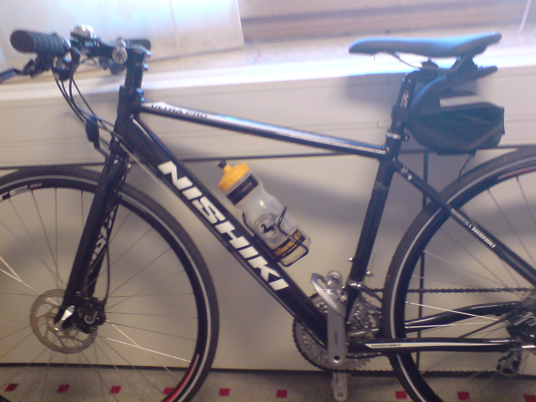 Min fantastiska cykel