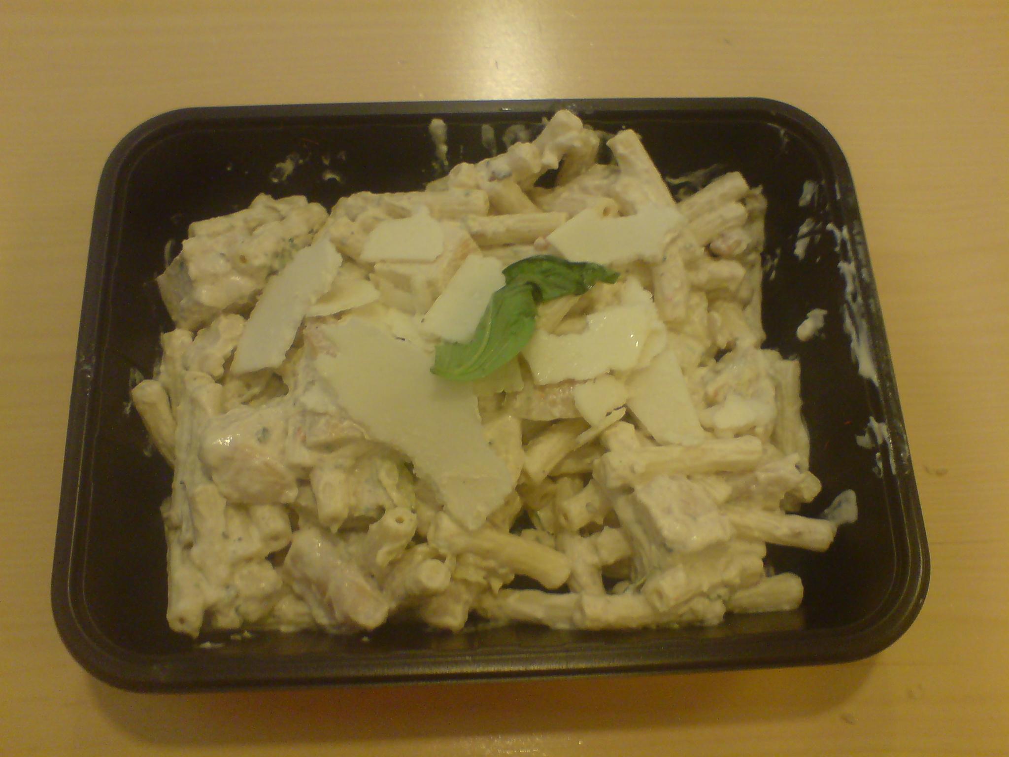 Kycklingpasta från Panini