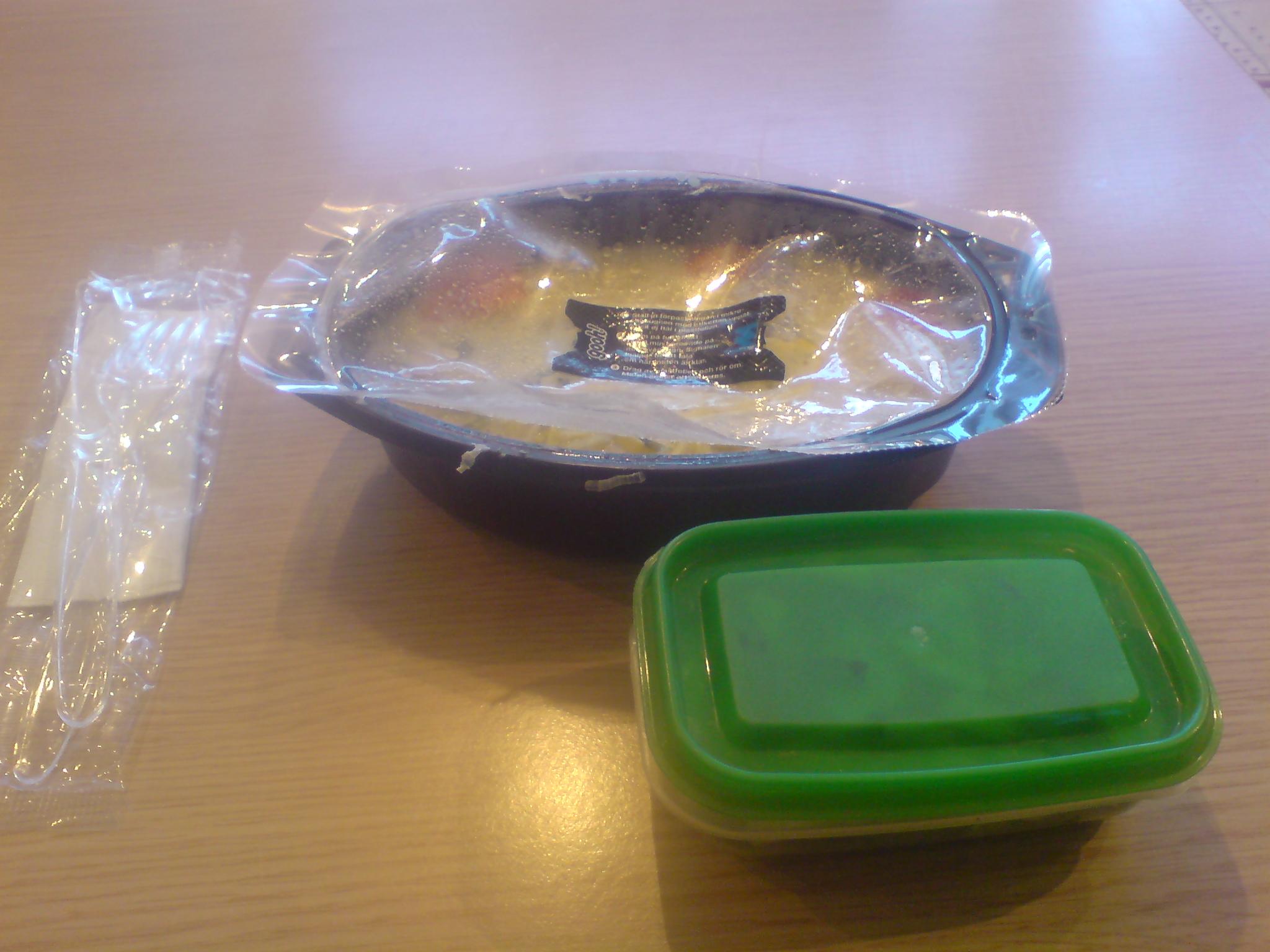 Lunch på Gooh