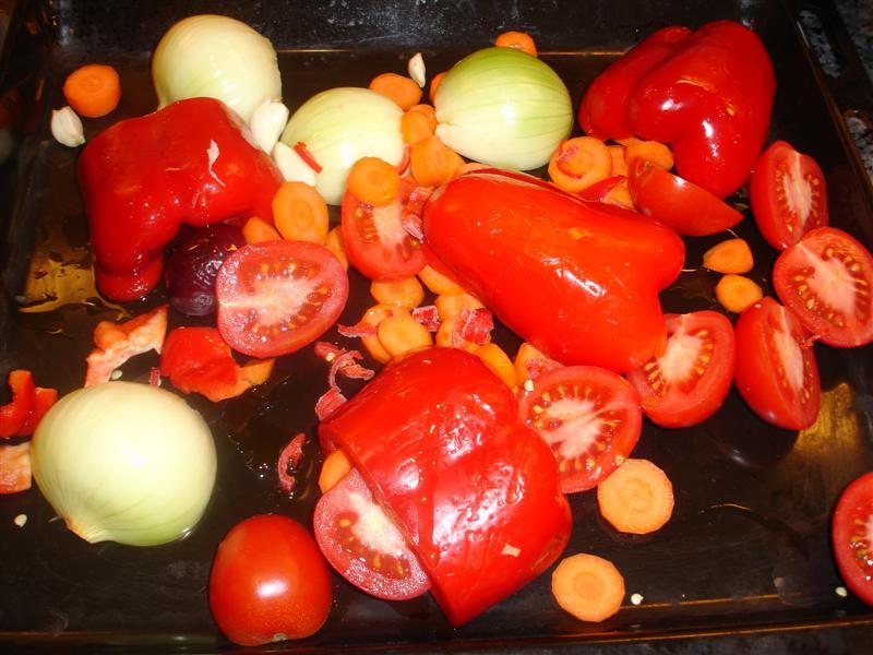 Hemgjord tomatsås