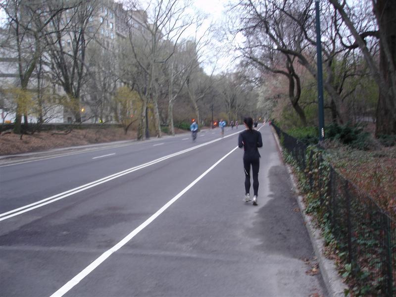 Springer Central Park runt