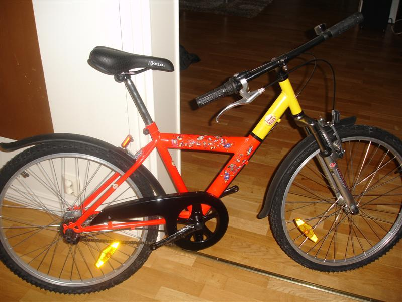 En ny fin barncykel