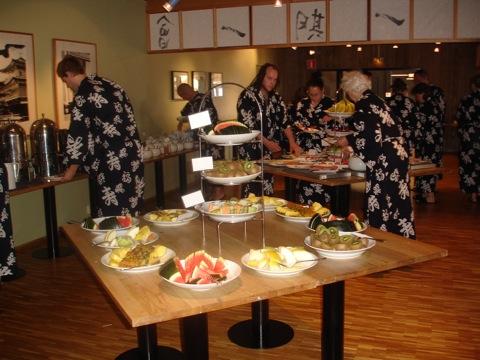 restaurang tokyo yasuragi