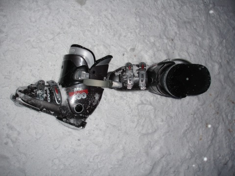 Mina slalompjäxor