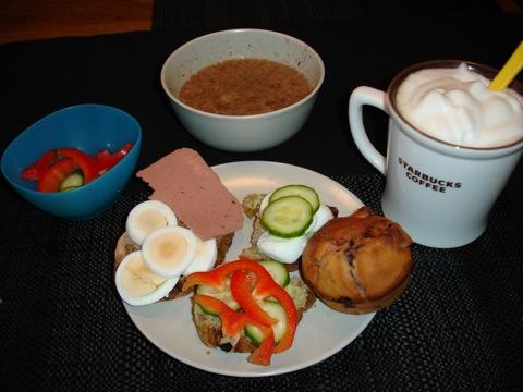 Ordentlig söndagsfrukost