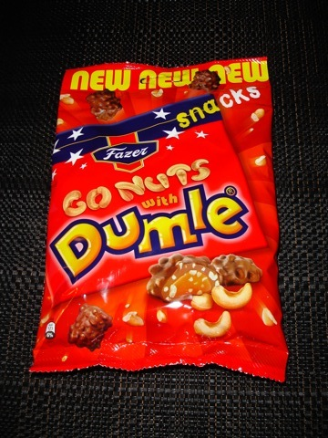 Dumle Go Nuts