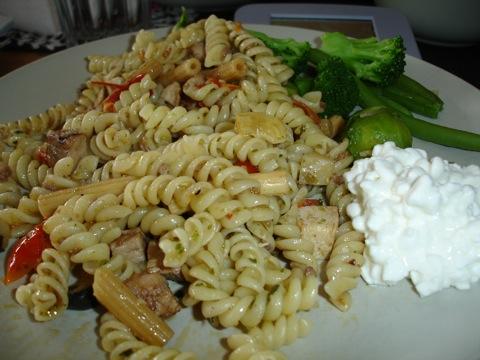 Mumsiga Pasta Amore från RIdderheims