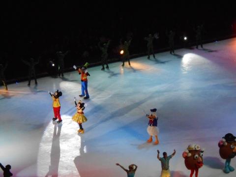 Välkommen till Disney on Ice