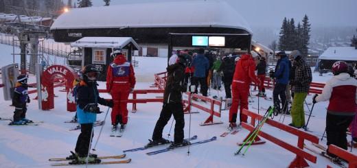 Den snabba vägen till att bli en bättre skidåkare