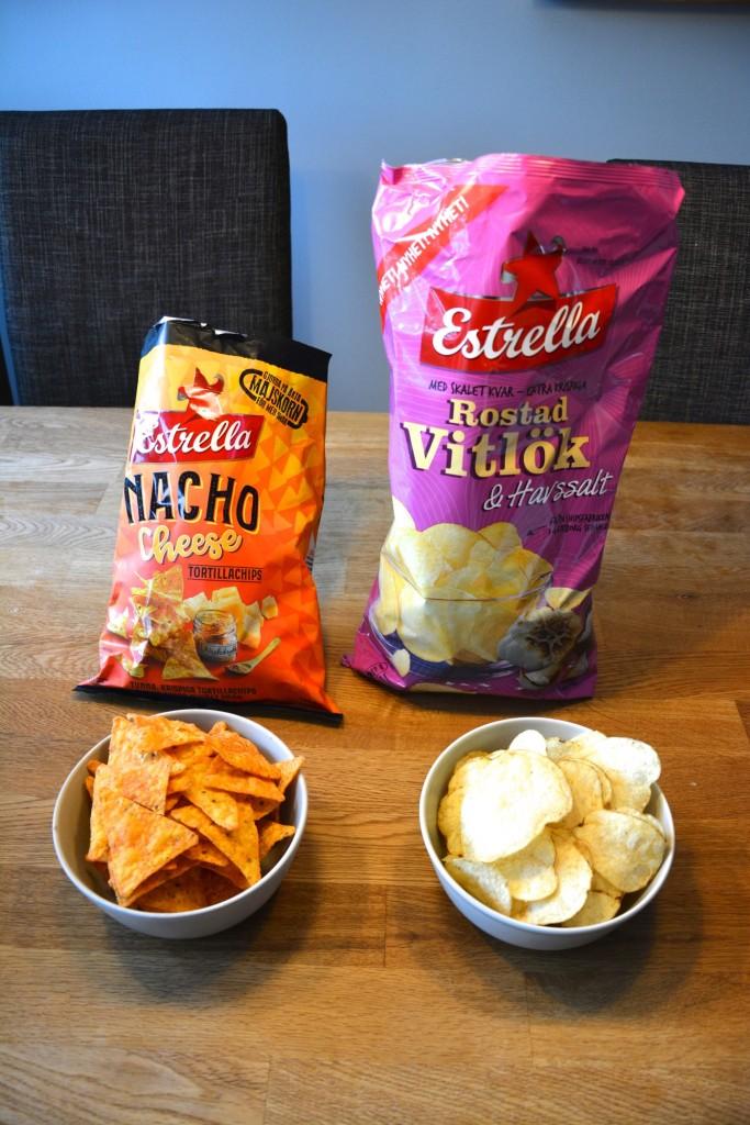 Chipsnyheter till fredagsmyset