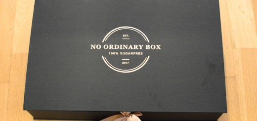 No Ordinary Box