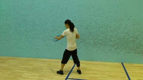 Squash-premiär