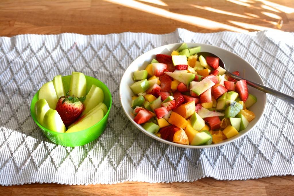 Frukt är godis