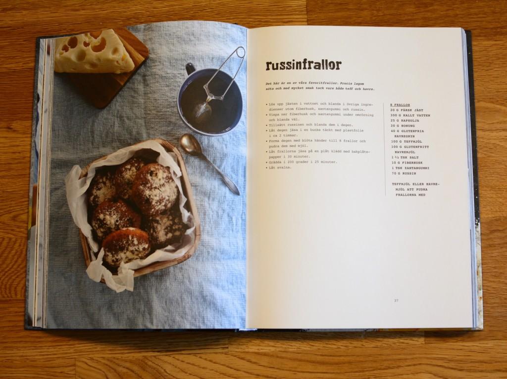 Recept glutenfria russinfrallor.