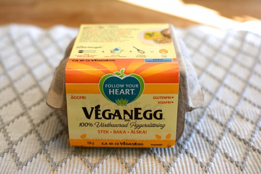 Veganskt ägg från Follow your heart
