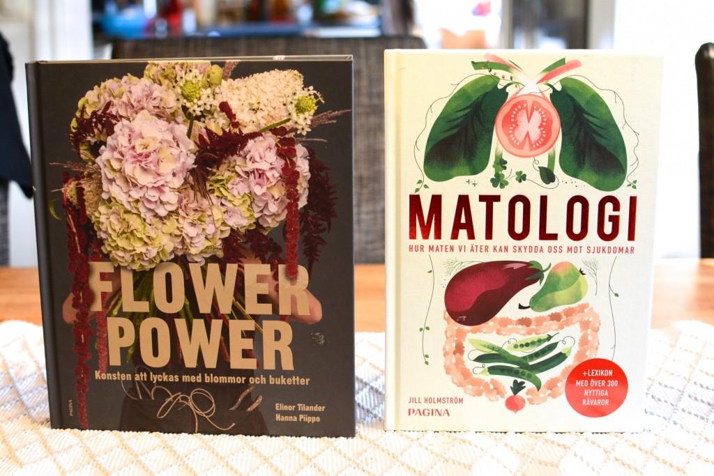 Matologi och Flower power.