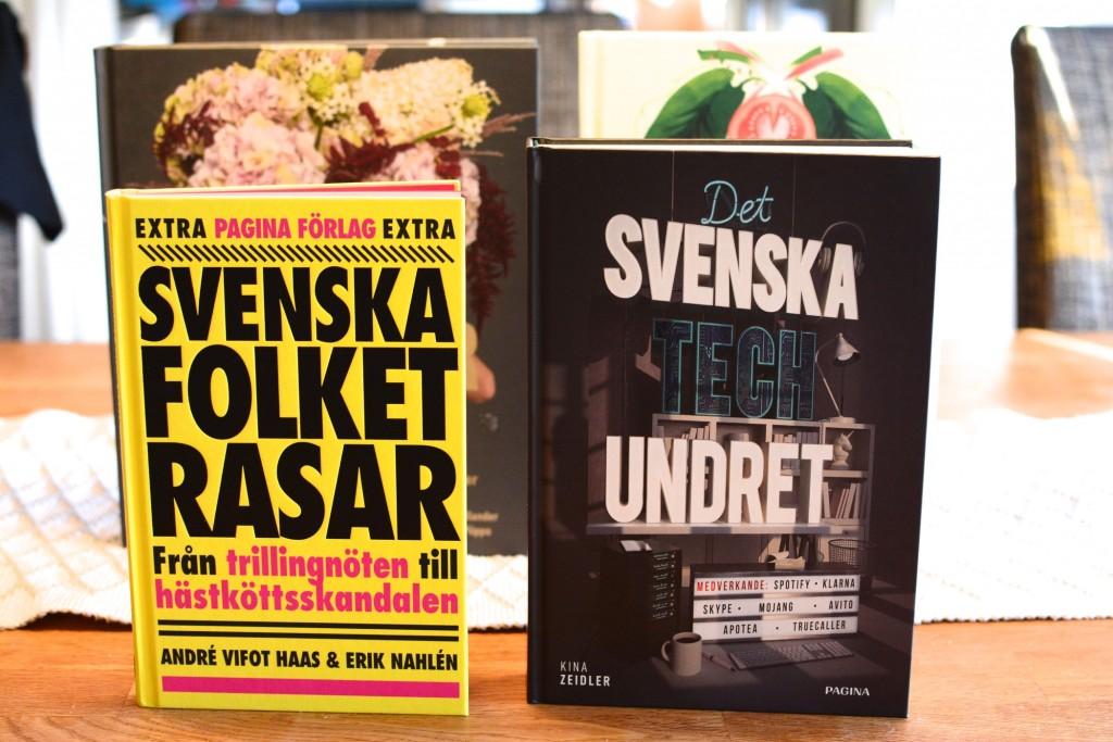 Svenska Techundret och Svenska folket rasar.