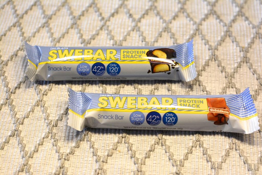 Sockersmarta snackbars