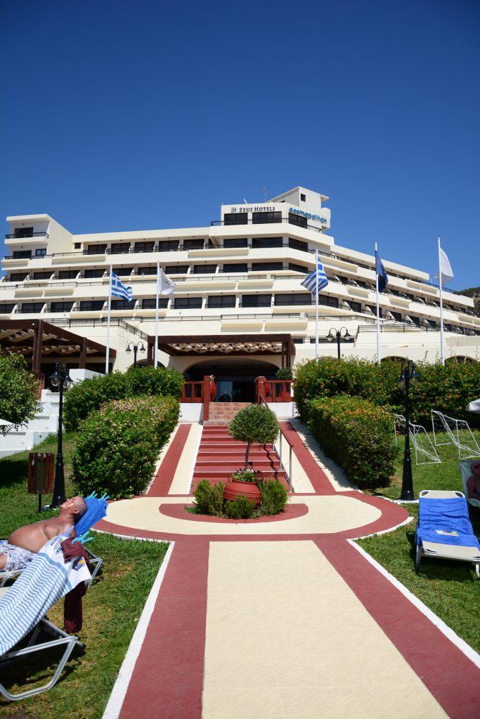 Hotellet Smartline Cosmpolitan.
