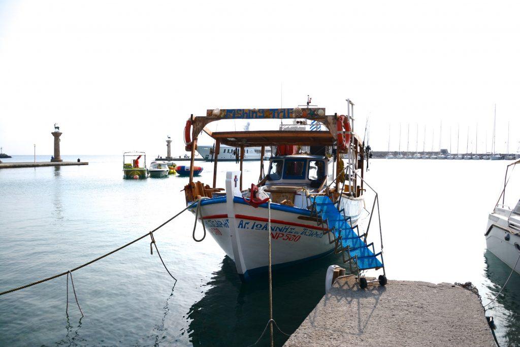 Makarounas fisketur