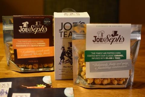 Pop Tea i nya spännande smaker och kombinationer