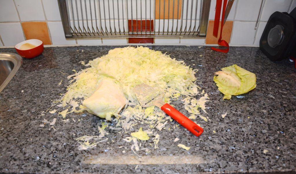 Recept hur du gör egen surkål