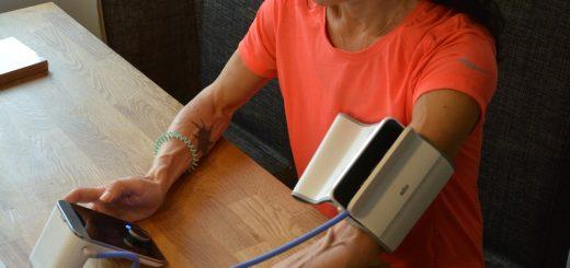 Brauns blodtrycksmätare ActivScan 9