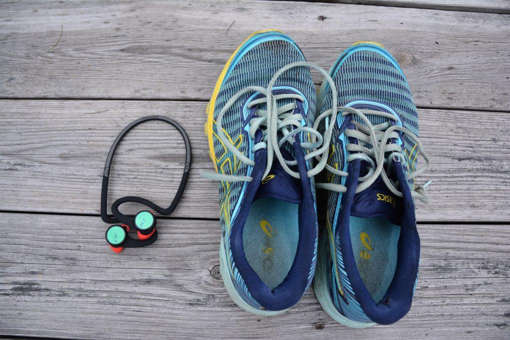 Bra utrustning är A och O för mig i min träning.
