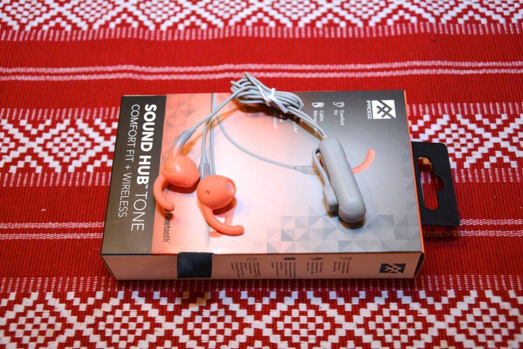 Trådlösa hörlurar - Sound Hub Tone.