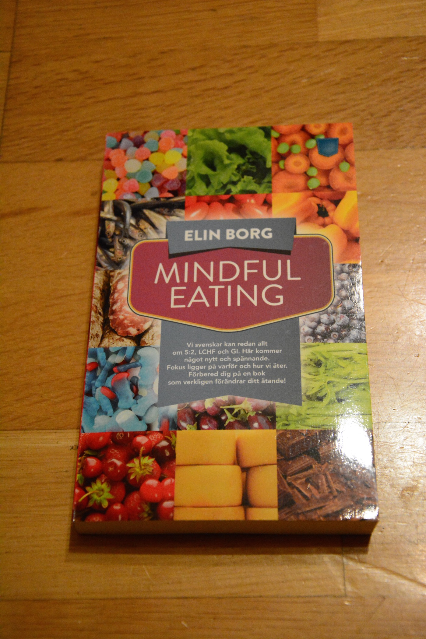 Mindful eating av Elin Borg
