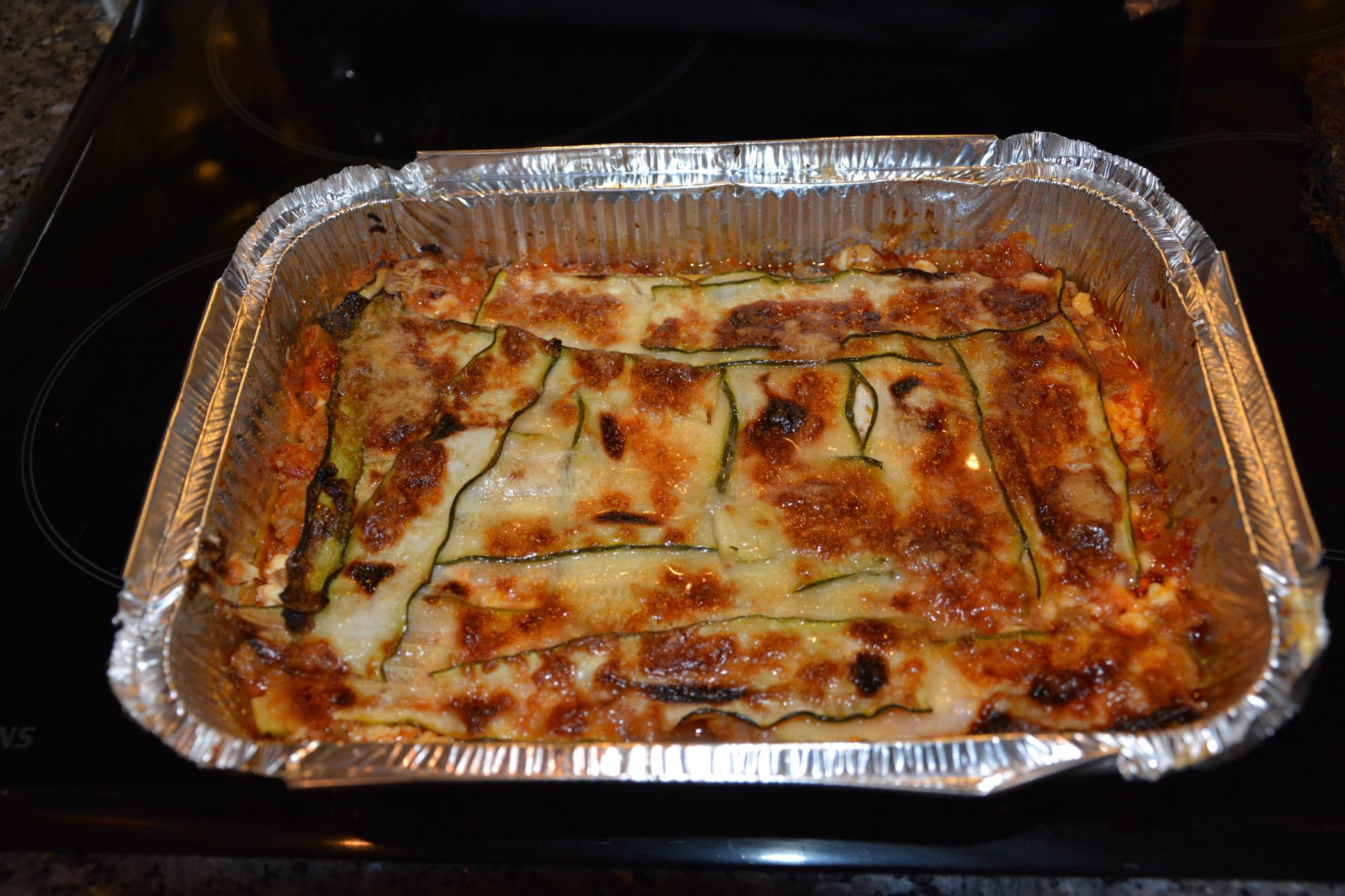 Nyttig lasagne