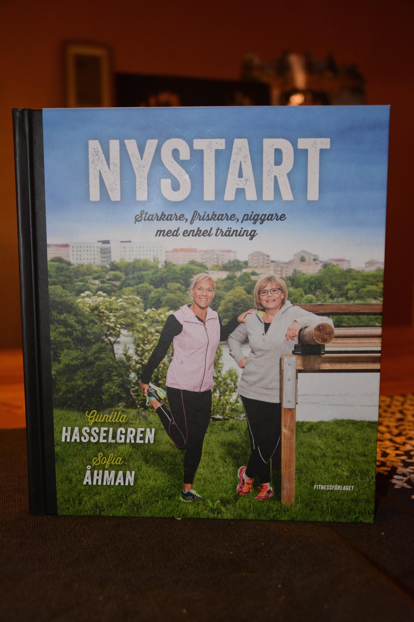 Nystart - en viktig bok för oss som börjar bli lite äldre