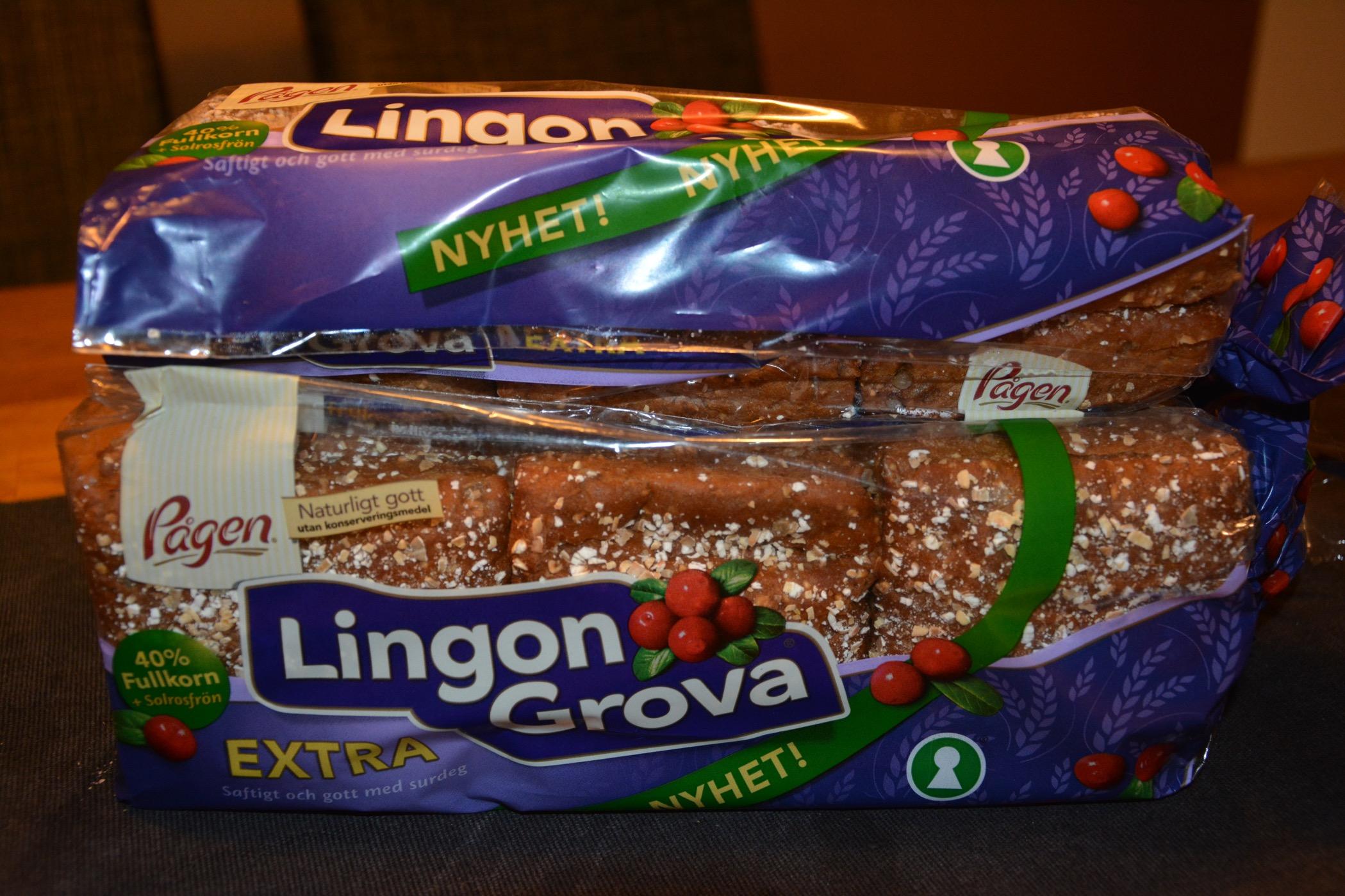 Lingongrova extra