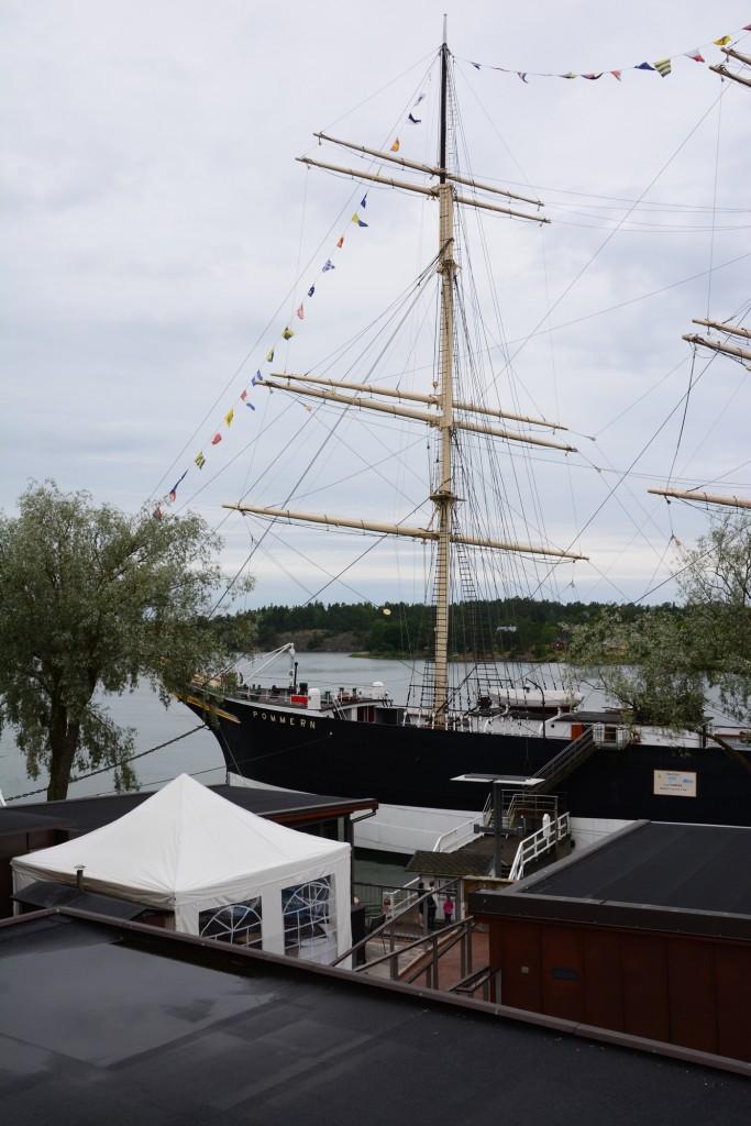 S/V Pommern!
