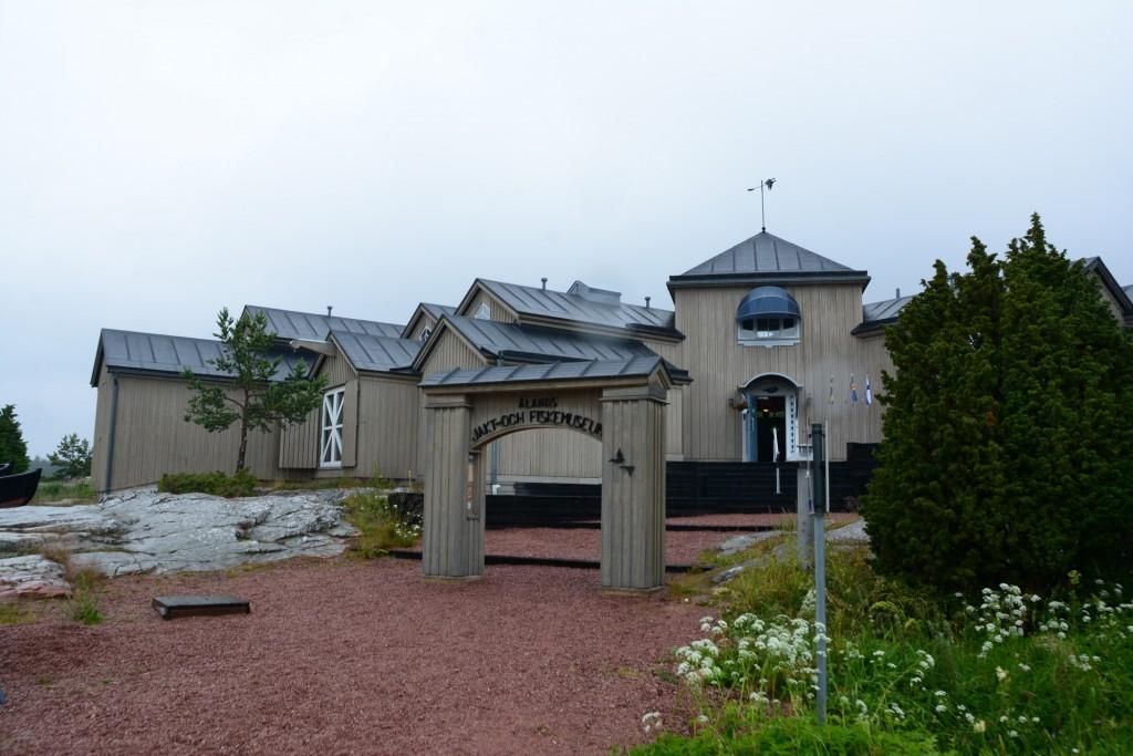 Jakt- och Fiskemuseum.