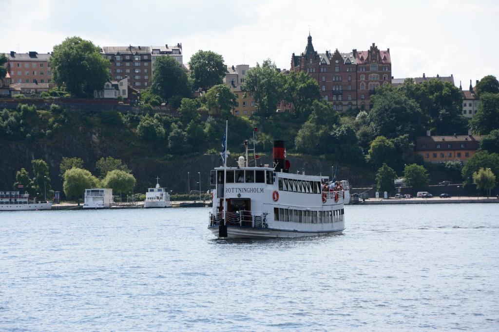 S/S Drottningholm.