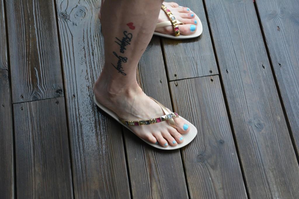 Snygga flip-flops från Ipanema.