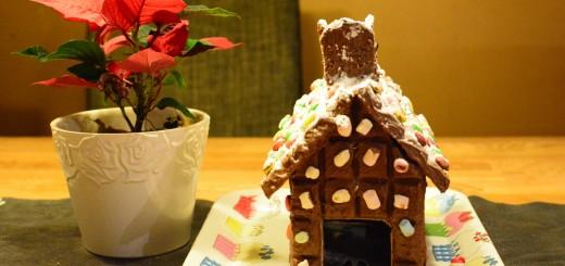 Det färdiga chokladhuset