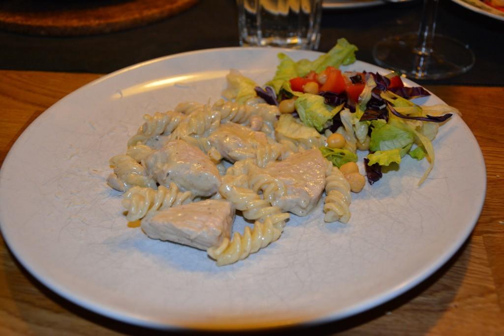 Snabb och god middag med Paolos fantastiska pastasås
