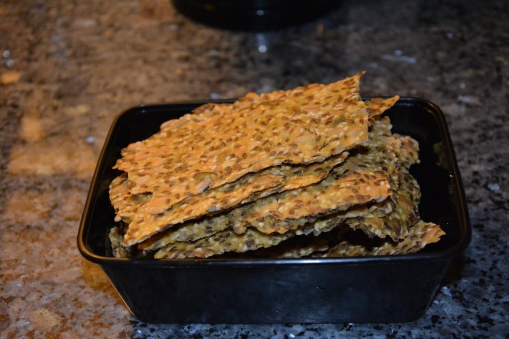 Perfekt till frukost, mellanmål, ostbrickan eller som snacks