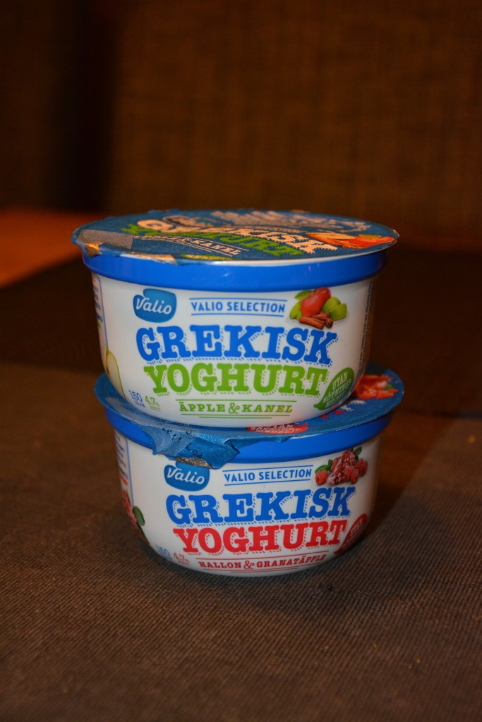Godaste kvargen och yoghurten kommer från Valio Selection