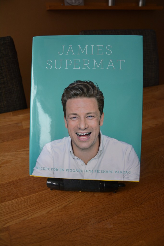 Jamies supermat med recept för en piggare och friskare vardag