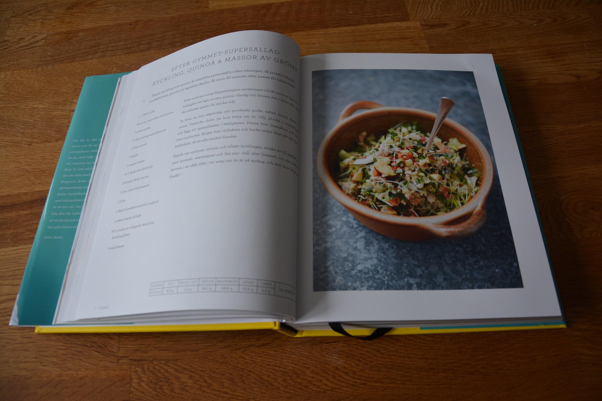 jamie olivers supermat recept