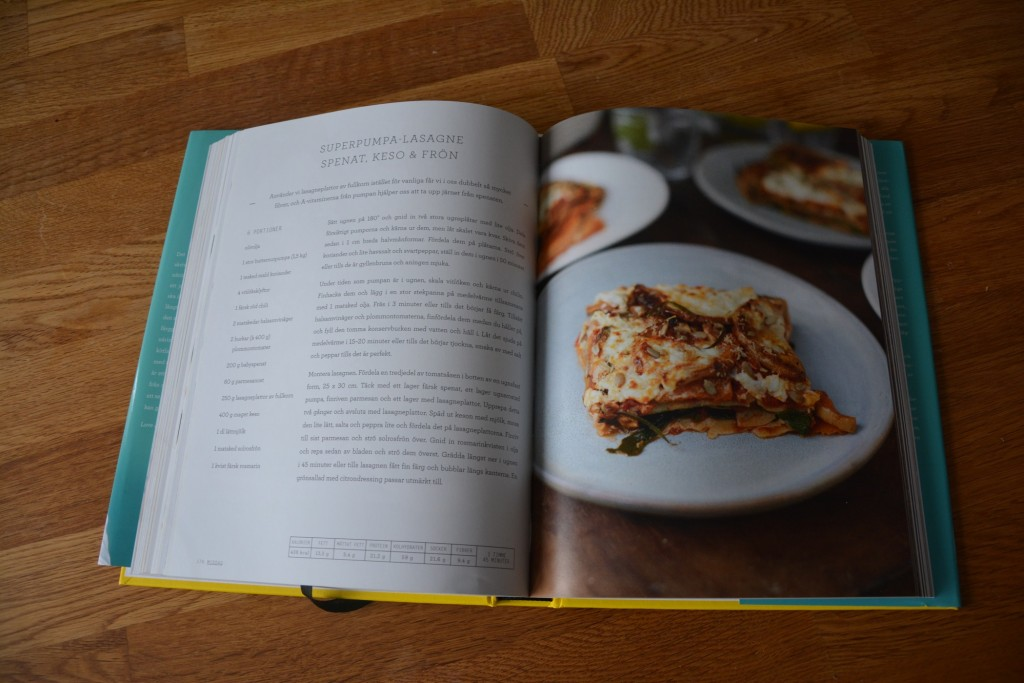Superpumpa-lasagne