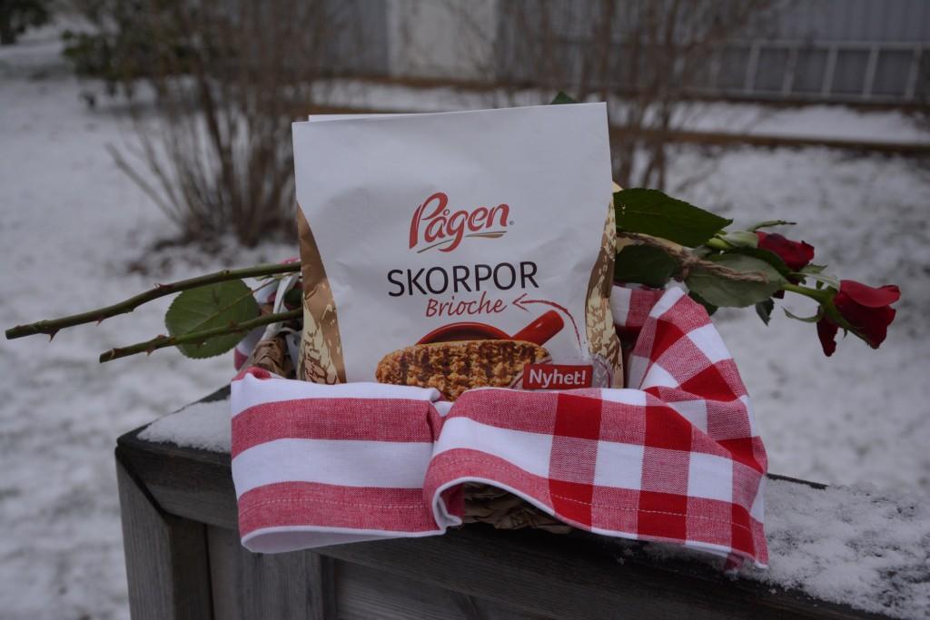 Pågen Skorpor Brioche med smak av smör och vanilj