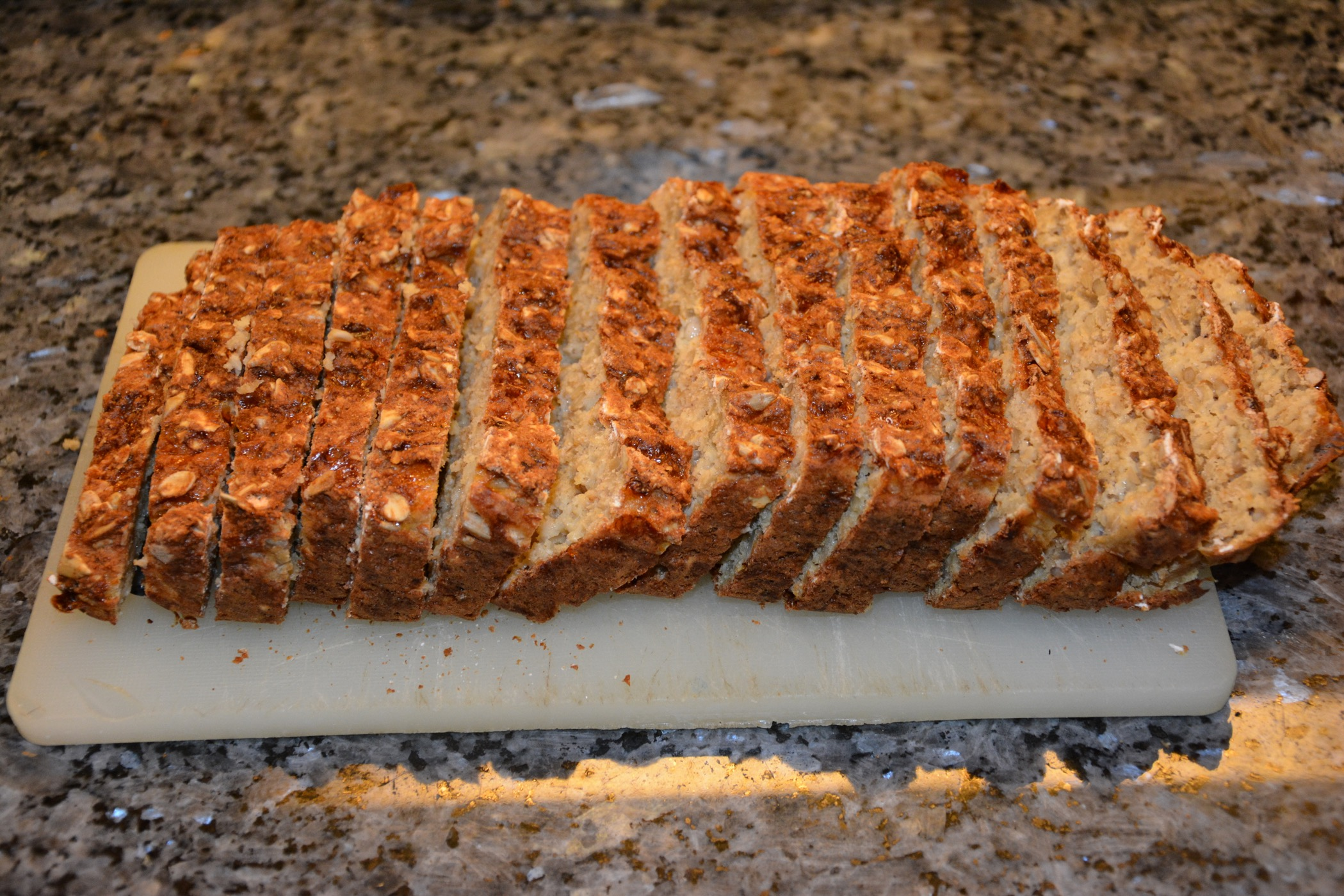 Enkelt bröd att baka