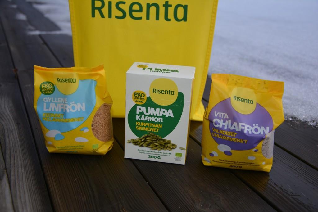 Spännande och nyttiga produktnyheter från Risenta